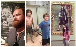 Coincidenţe bizare: Oameni care şi-au găsit sosiile într-un muzeu