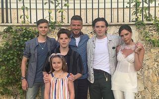 Escapadă în Miami: Cum se distrează familia Beckham în vacanță