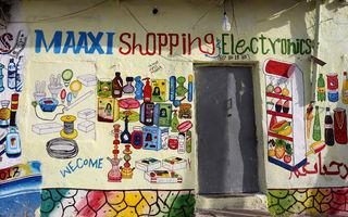 Cum arată magazinele din Somalia: Oamenii trebuie să vadă ce cumpără înainte de a intra - FOTO