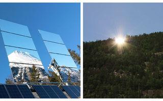 Ideea simplă care încălzește un orășel din Norvegia: Oglinzile din munți aduc soarele acolo unde umbra domnea 5 luni pe an