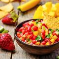 4 rețete de salsa din fructe, ideale pentru lunile de vară