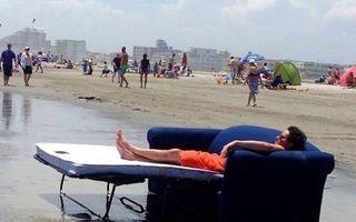 Prea multă relaxare: 30 de imagini amuzante surprinse pe plajă