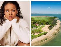 Insula idilică pe care Rihanna va lucra la noul album: 15 imagini din refugiul secret în care se va retrage vedeta