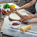Cercetătorii italieni au găsit ecuația pentru pizza perfectă