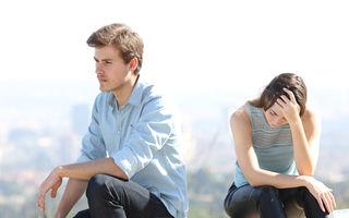 Motivele pentru care să-ți părăsești partenerul, potrivit studiilor