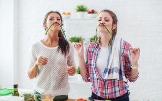 Cum să te bucuri de momentele în care îți gătești?