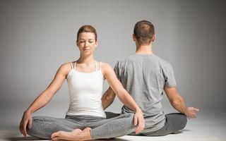 Meditația te ajută să te calmezi. Cum poți face asta acasă