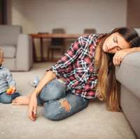 Copilul iți pune la incercare relația, nu o sudeaza!