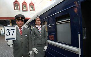 Cum arată trenul imperial care străbate regiunea arctică a Rusiei: Călătoria de lux de la Sankt Petersburg la Oslo durează 11 zile