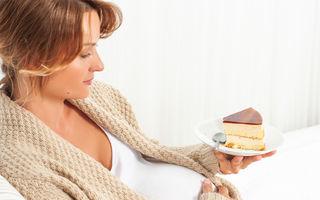 Consumul ridicat de zahăr din timpul sarcinii crește riscul de astm pentru copii