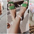 Cum să porți brățările de gleznă. 4 stiluri în tendințe