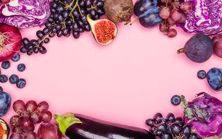 De ce ar trebui să mănânci mai multe fructe și legume de culoare mov
