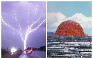 15 fenomene naturale neobișnuite: Rar vezi așa ceva!