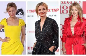 Renée Zellweger, Cameron Diaz, Kylie Minogue