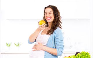 Cum alegi gustările potrivite pentru exercițiile fizice din timpul sarcinii