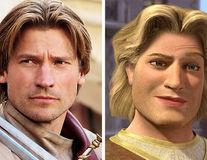 Sosiile reale ale personajelor celebre din desene animate: 15 asemănări incredibile