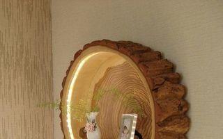 Decor din lemn: 15 idei din care te poţi inspira