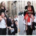 Adio școală, adio mamă! Cum se distrează studenții de la Cambridge după ce au terminat examenele