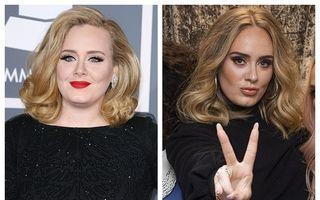 Adele, transformare impresionantă: Vedeta e de nerecunoscut după ce a slăbit 7 kilograme
