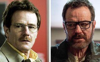 Primul sezon versus ultimul sezon: Cum s-au schimbat actorii din serialele noastre preferate