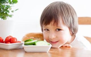 6 nutrienți care stimulează creativitatea copiilor