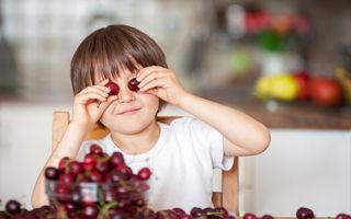 Cele mai utile fructe pentru copilul tău