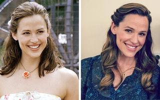 15 vedete din filmele anilor 2000 care arată altfel acum: Jennifer Garner s-a schimbat cel mai puțin