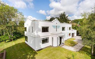 Art Deco, un stil care nu se demodează: Această casă are o valoare de patru ori mai mare decât atunci când a fost construită