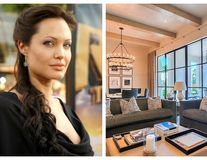 Locuința de serviciu pe care a folosit-o Angelina Jolie: Vedeta a stat două luni în această vilă pentru a lucra la noul ei film