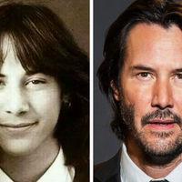 Cum aratau 20 de vedete in timpul scolii: Keanu Reeves era un pusti adorabil