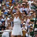 Simona Halep, campioană la Wimbledon: 10 imagini de la finala în care a spulberat-o pe Serena Williams