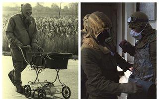 Lichidatorii, eroii de sacrificiu de la Cernobîl: 20 de imagini impresionante cu oamenii care au plătit prețul dezastrului