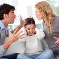 De ce o casnicie toxica face mai mult rau unui copil decat un divort?
