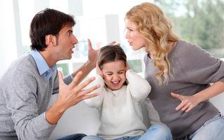 De ce o căsnicie toxică face mai mult rău unui copil decât un divorţ?