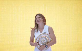 Simona Halep, născută în zodia succesului