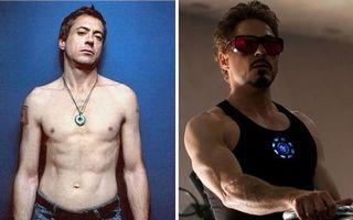 7 actori care s-au schimbat radical după ce au intrat în universul Marvel