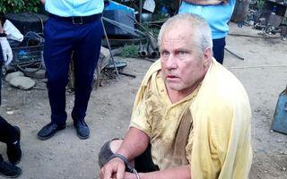 Testele ADN confirmă: Oasele găsite în curtea lui Gheorghe Dincă sunt de om. Hainele, bijuteriile și firele de păr din mașina și casa lui sunt ale Alexandrei