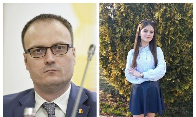 Alexandru Cumpănașu, Alexandra Măceșan