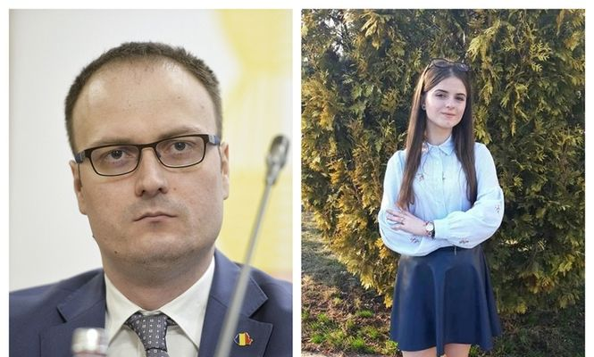 Alexandru Cumpănașu, Alexandra Măceșanu
