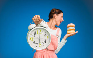 Dezechilibrele hormonale încep la micul dejun