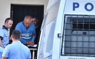 A treia zi de verificări la casa lui Gheorghe Dincă: Anchetatorii au ridicat noi probe