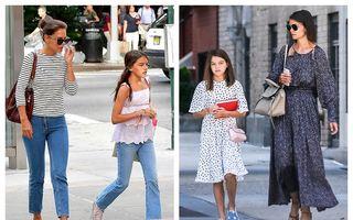 Suri Cruise vrea să fie avocat. Cum arată fiica lui Tom Cruise la 13 ani