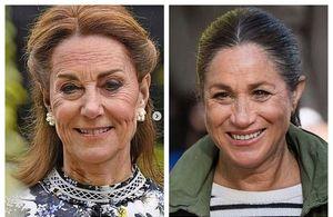 Meghan Markle, Kate Middleton, FaceApp