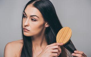 4 greșeli care duc la căderea și rărirea părului