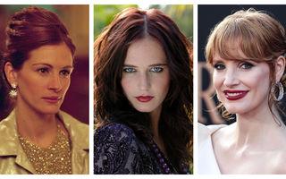15 roșcate care au cucerit lumea: Blondele și brunetele le invidiază, bărbații le adoră