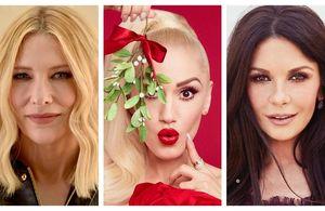 Cate Blanchett, Catherine Zeta Jones, Gwen Stefani