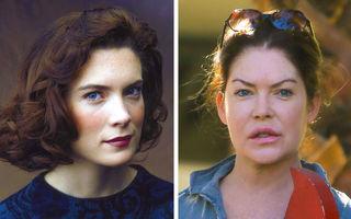 Ce s-a întâmplat cu fetele frumoase din serialele anilor '90: Lara Flynn Boyle e complet schimbată