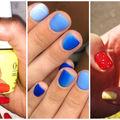 Manichiura gradient, trendul care a cucerit Instagram. 25 de idei din care să te inspiri