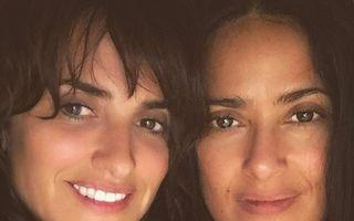 30 de vedete care seamănă ca două picături de apă: Penelope Cruz și Salma Hayek sunt ca două surori