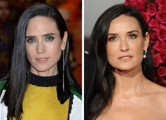 Jennifer Connelly și Demi Moore